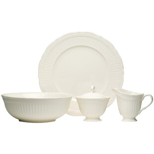 Tuscan Villa 4 Piece Place Setting, Service for 1