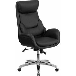 Latitude Run Mccrea High-Back Executive Chair