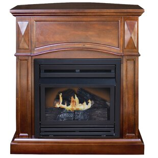 Gas Fireplace With Mantels You Ll Love In 2019 Wayfair
