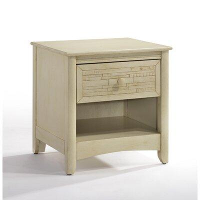 Secrets Cape Cod 1 Drawer Nightstand Night & Day Furniture