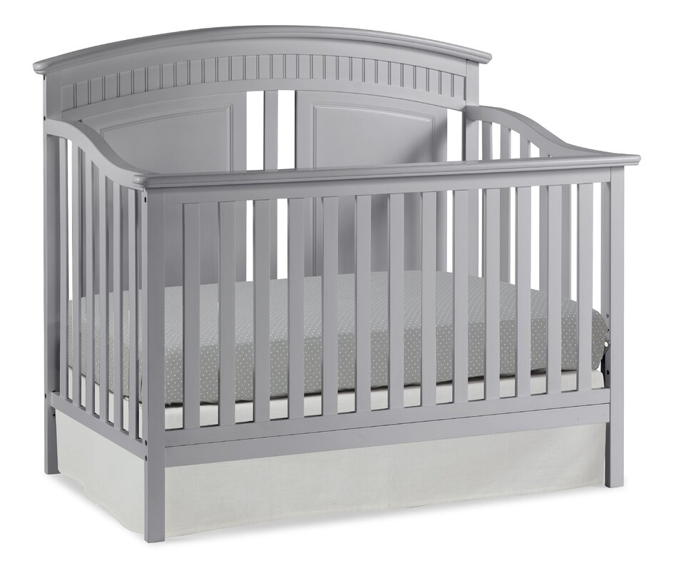 Majestic 4 In 1 Convertible Crib