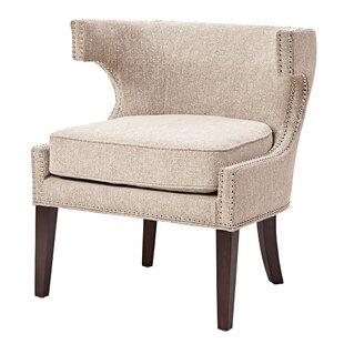 Babcock Barrel Chair by Alcott Hill