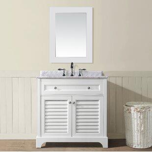 Madison 36 Single Bathroom Vanity Set by Ari Kitchen & Bath