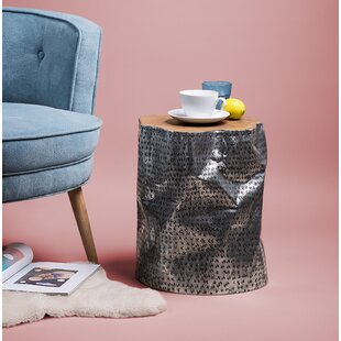 Read Reviews Auyeung End Table ByIvy Bronx