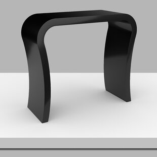 Curved Console Table By Brayden Studio