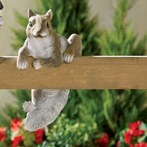 Tilman Squirrel Statue