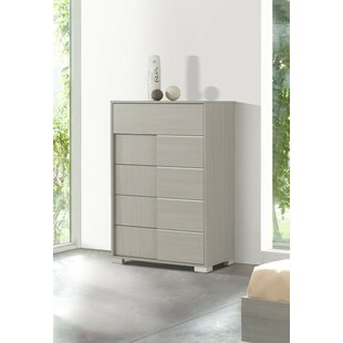 Orren Ellis Camron 5 Drawer Chest