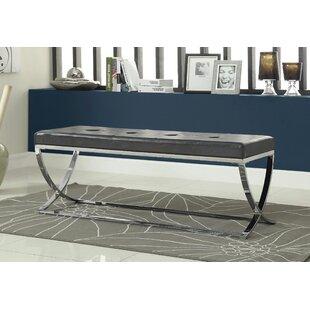 Lugenia Upholstered Bench by Orren Ellis