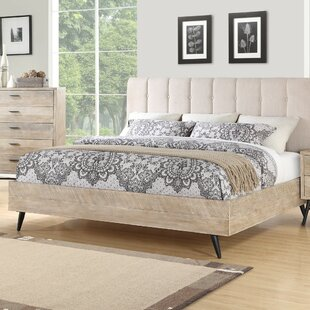 Affordable Laquita Upholstered Platform Bed by Brayden Studio Reviews (2019) & Buyer's Guide