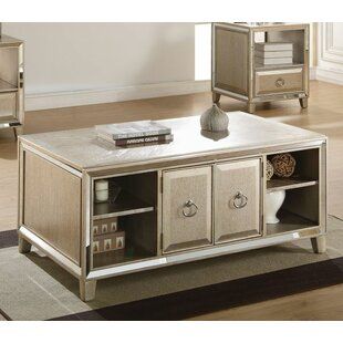 Lister Lift Top Coffee Table with Storage Rosdorf Park