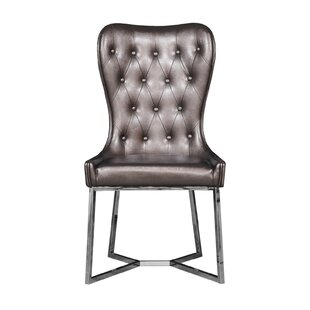 Affordable Holmin Upholstered Dining Chair (Set of 2) by Orren Ellis Reviews (2019) & Buyer's Guide