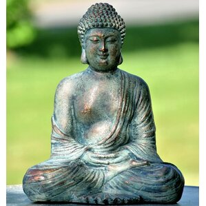 timpanogos sitting buddha statue