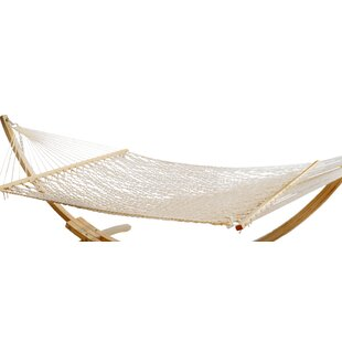 Rope Polyester Hammock by Budge Industries