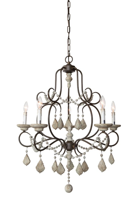 Good Chateau Light Candle Style Chandelier