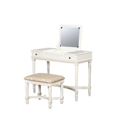 Amie Vanity Set with Mirror by Birch Lane Heritage