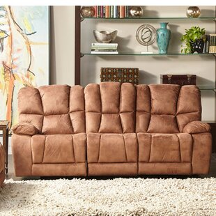 Latitude Run Wedgeworth Reclining Sofa
