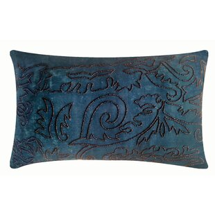 Aube Decorative Velvet Throw Pillow