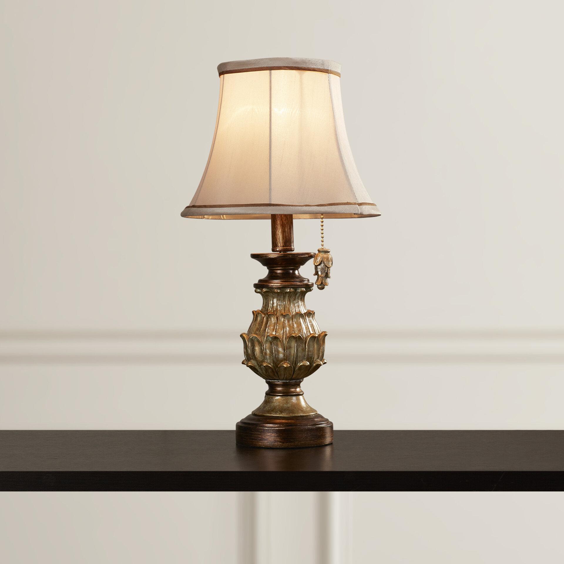 astoria grand uffington 17 table lamp reviews wayfair