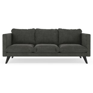 Cowgill Micro Suede Sofa