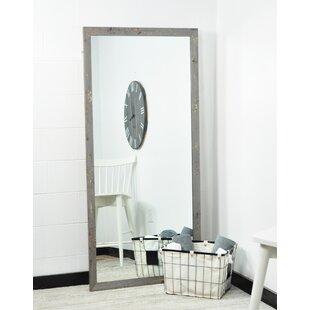 Brayden Studio Searfoss Soft Shimmer Full Length Mirror