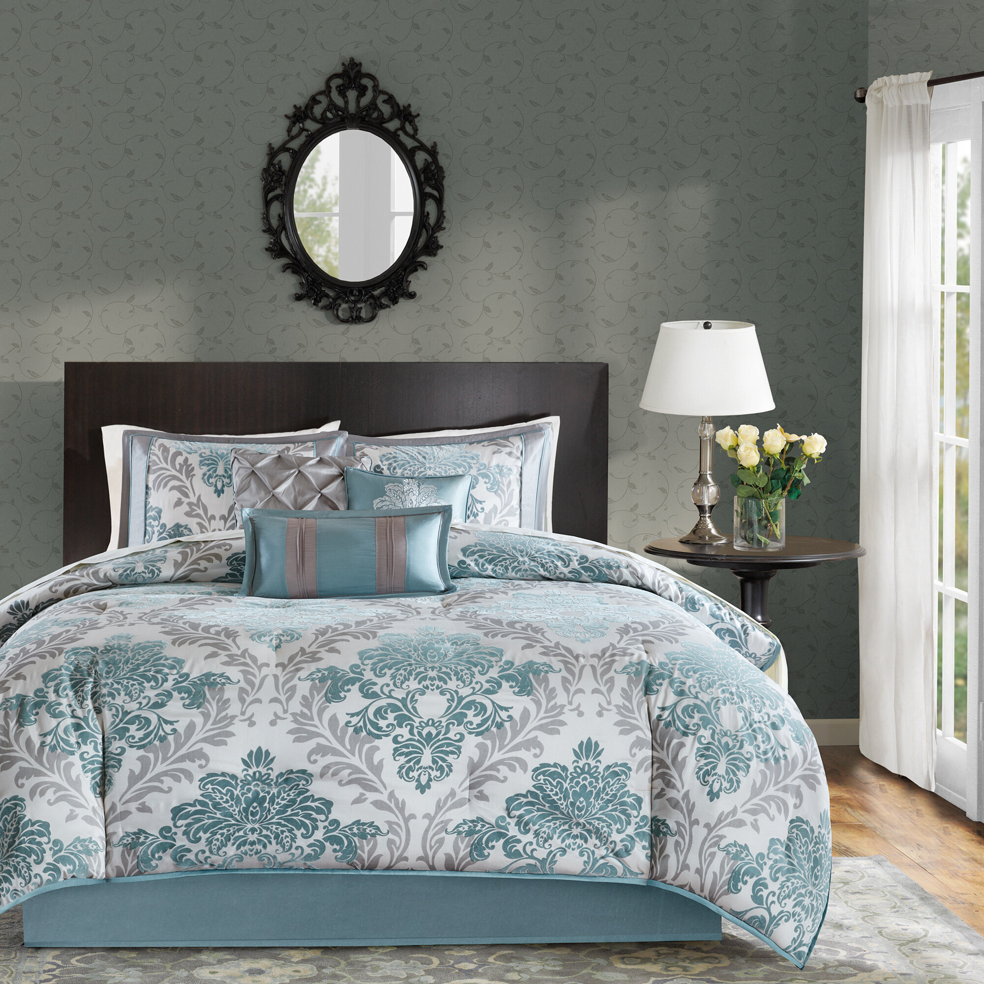 Darby Home Co Dunia Comforter Set Reviews Wayfair