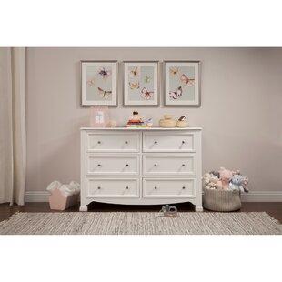 DaVinci Kalani 6 Drawer Dresser