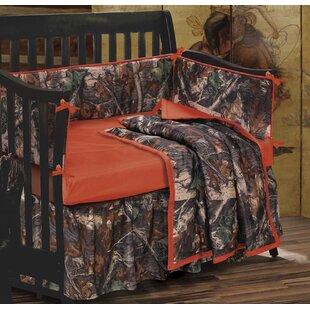Best Reviews Salvatore 4 Piece Crib Bedding Set ByZoomie Kids