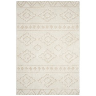 Albers Ivory Area Rug by Foundry Select