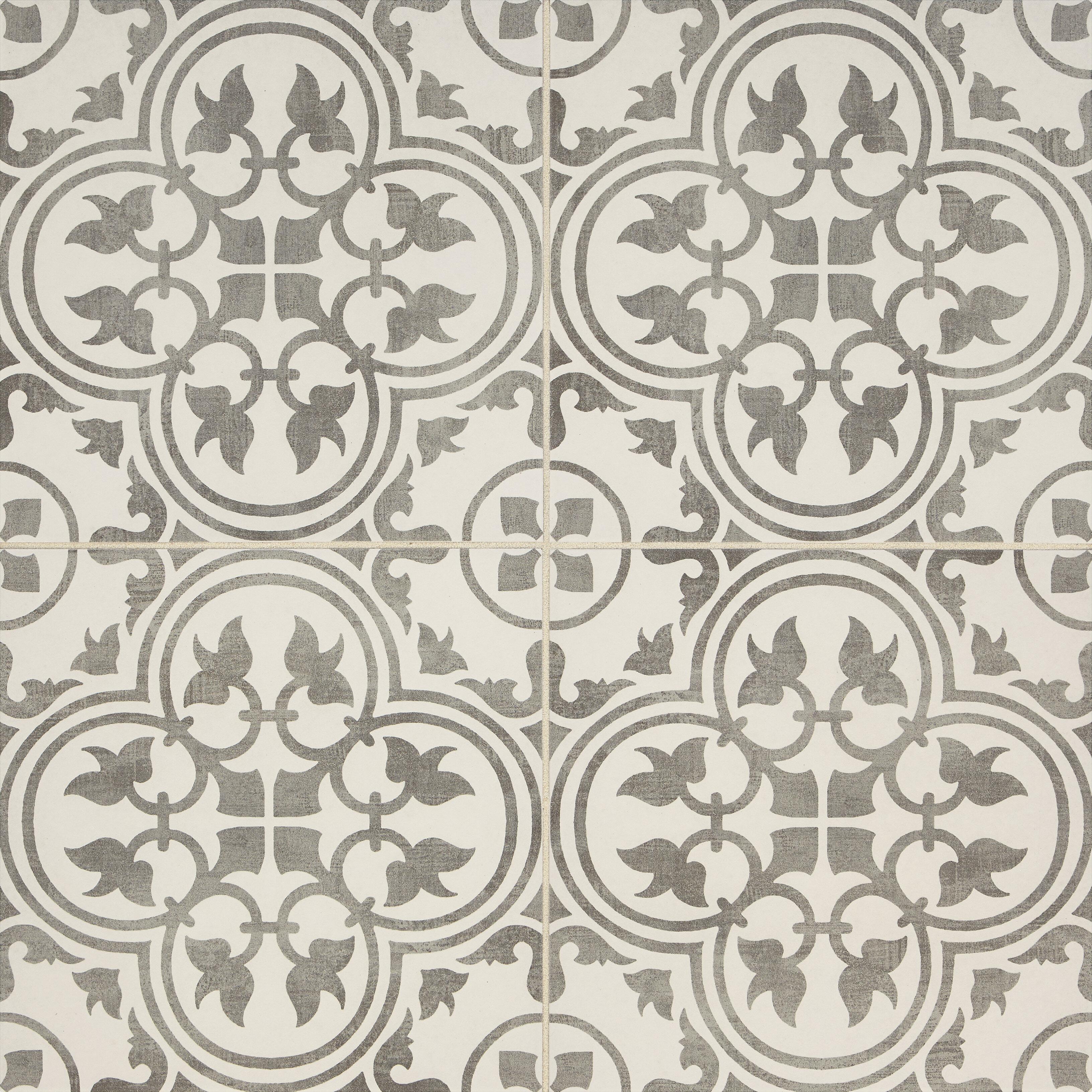 Daltile Memoir 12 X 12 Ceramic Patterned Wall Floor Tile Wayfair