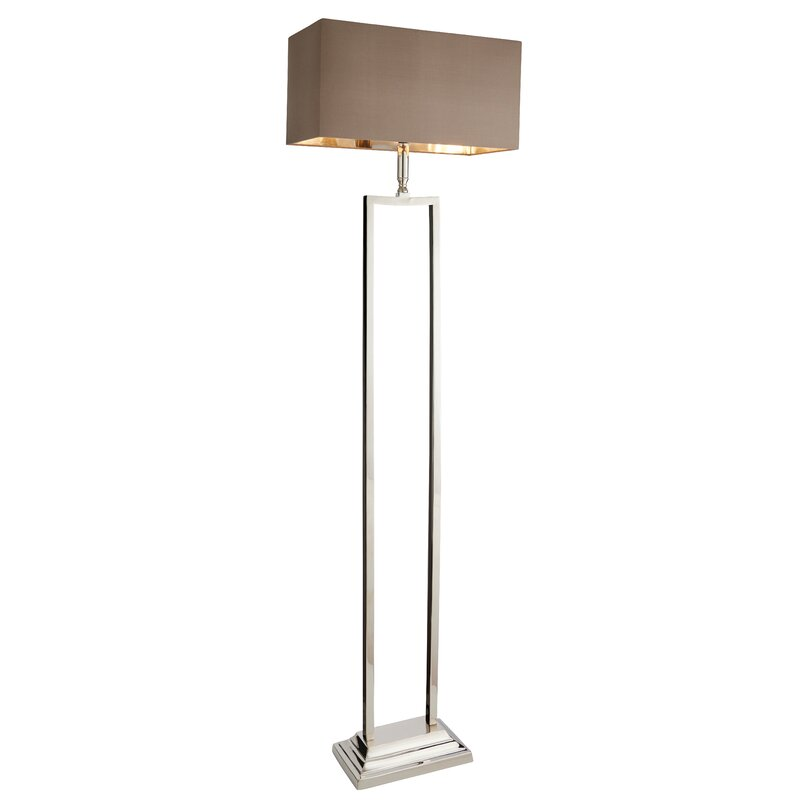 Wrought Studio Gerke 137cm Standard Floor Lamp Base   Wayfair.co.uk