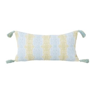 Axis Reversible Cotton Lumbar Pillow