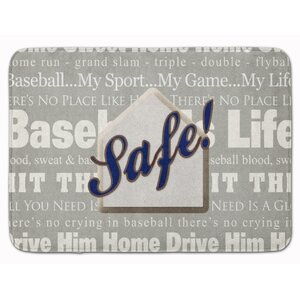 Safe at Home Memory Foam Bath Rug