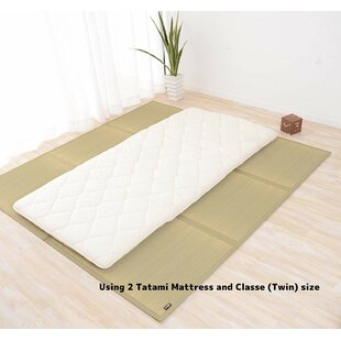 Stark Japanese Traditional Tatami (Igusa) Futon Mattress