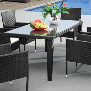 Clinton Outdoor Rectangular Dining Table