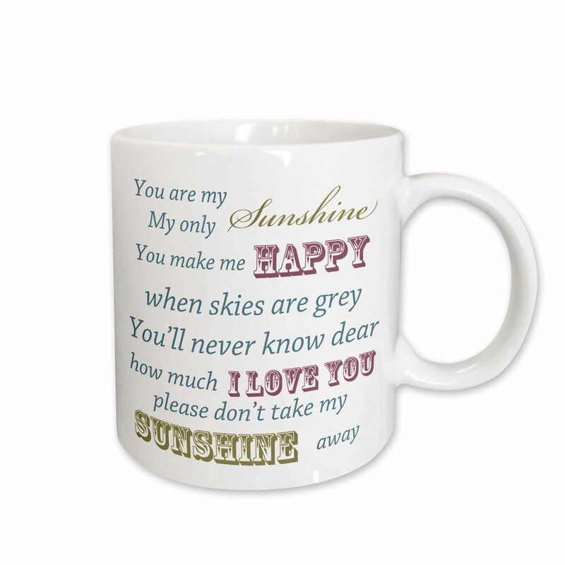 Southington You Are My Sunshine Coffee Mug
