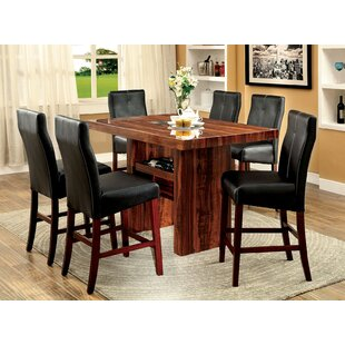 Herm?nio 7 Piece Dining Set by..