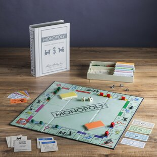 Deluxe Monopoly Game | Wayfair