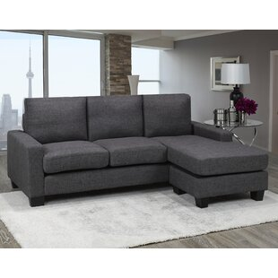 Stebrook Reversible Sectional by Wrought Studio New