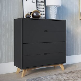 Amerina 4 Drawer Dresser