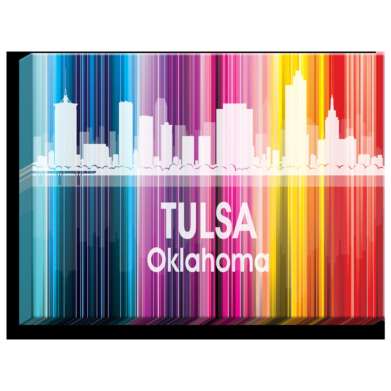 Dianochedesigns City Ii Tulsa Oklahoma By Angelina Vick