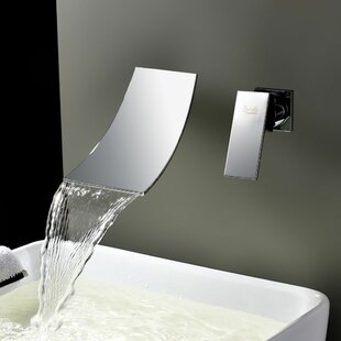 Kokols Single Handle Wall Mount Tub Faucet