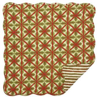 Breakwater Baycarrick Bend Geometric Throw Blanket Wayfair