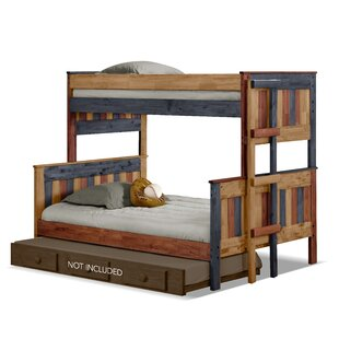 Bafra Twin Extra Long Over Full Bunk Bed by Isabelle amp Max
