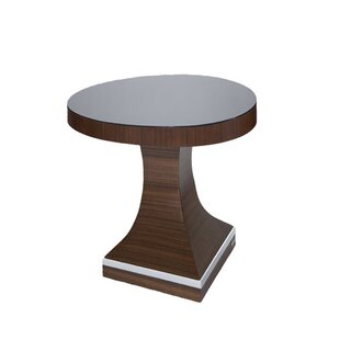 Top Reviews Omega End Table by Allan Copley Designs
