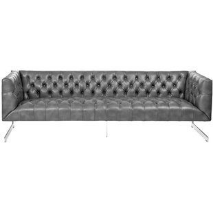 Club Chesterfield Sofa by Sunpan Modern