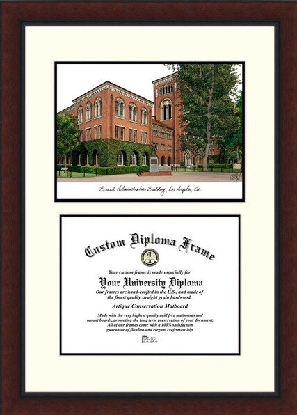 Campus Images NCAA University of Southern California Legacy Scholar ...