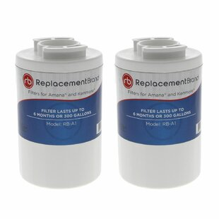 ReplacementBrand Comparable Refrigerator Filter (Set of 2)