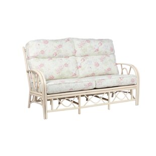 Hayley 3 Seater Conservatory Sofa By Beachcrest Home