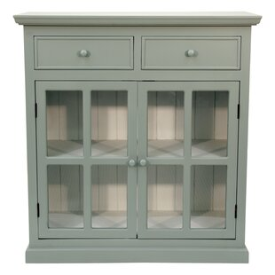 Charters Towers 2 Door Accent Cabinet by Highland Dunes