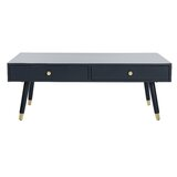 Mirari Coffee Table with Tray Top byMercury Row
